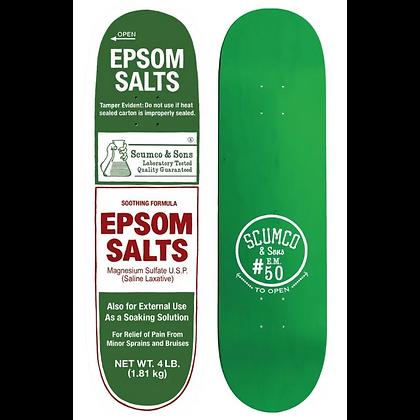 """Epsom Salt Deck 8.3"""""""