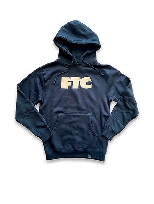 FTC OG LOGO HOODY BLACK