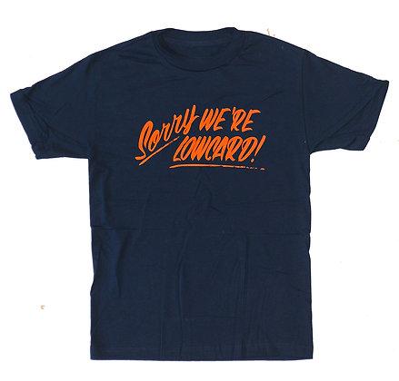 Sorry T-Shirt Navy