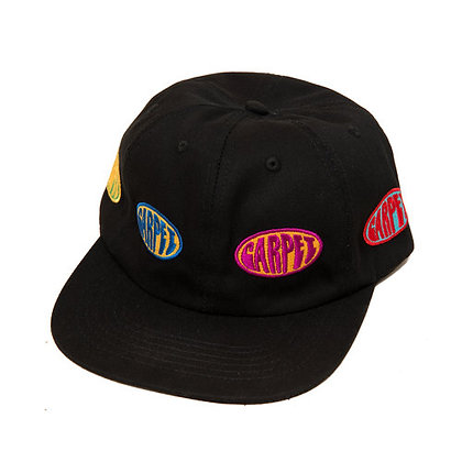 Funk Oval Embroidered 6 panel