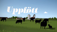 New project up - Brand film for Svenskt Kött