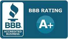 CUSTOM MAIDS HOUSEKEEPING TORONTO  is rated A+ by the BETTER BUSINESS BUREAU (BBB)