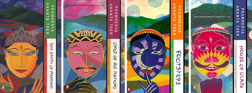 The Buru Quartet - Pramoedya Ananta Toer