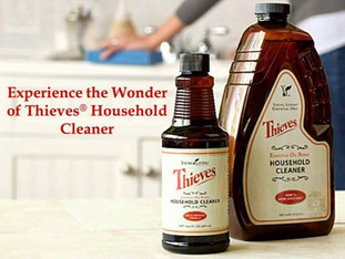 Thieves Household Cleaner - Essential Oils