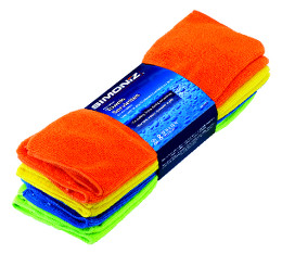 Tip:  Simoniz Brand Microfibre Cloths are OUTSTANDING for household cleaning!