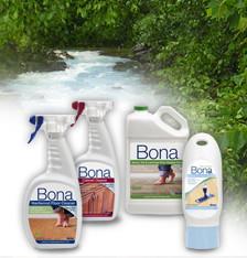 BONA Products Are Environmentally Safe