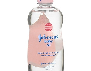 Tip:  Use Baby Oil to Clean & Polish Stainless Steel