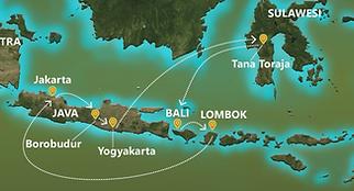 Borobudur-Yogyakarta-Toraja-Bali-Lombok1
