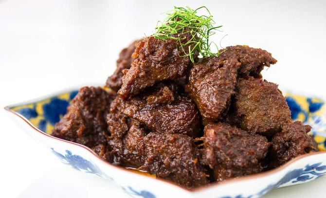 Recipe for Rendang