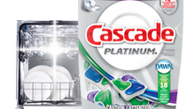 Outstanding Product:  Cascade Platinum Dishwasher Tabs