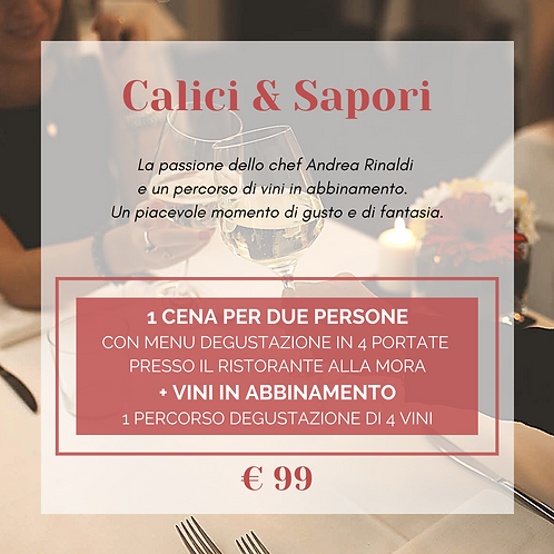 CALICI & SAPORI