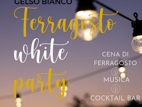 Ferragosto WHITE Party