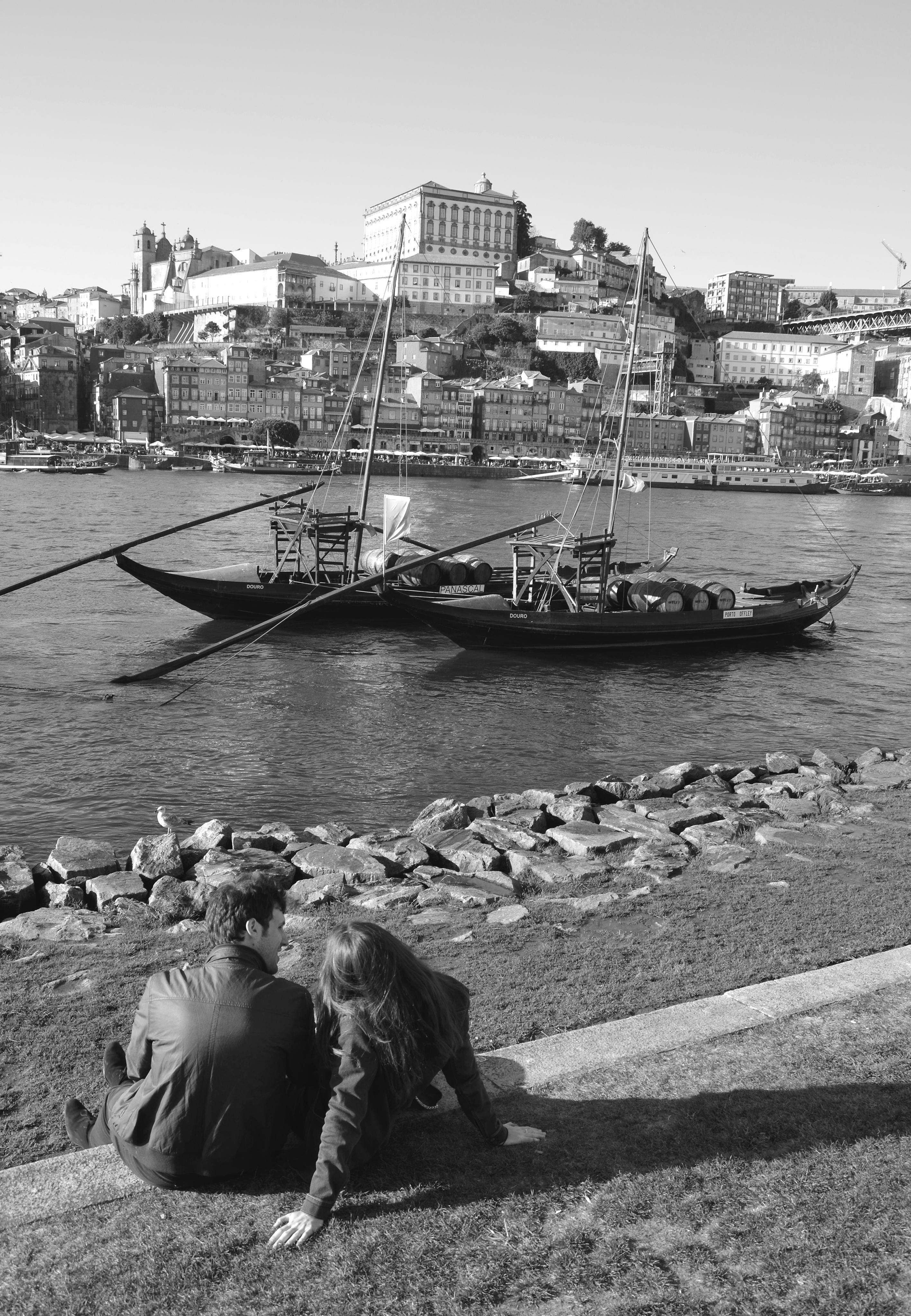 lovers in Porto