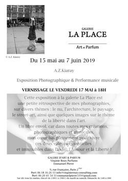 Invitation vernissage expos 17 Mai