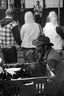 Street musicien 4