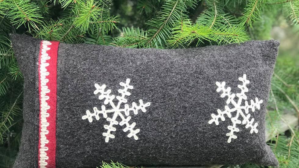 Cuscino Fiocco di neve