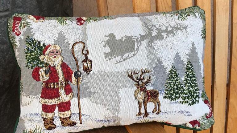 Cuscino Natale32x48