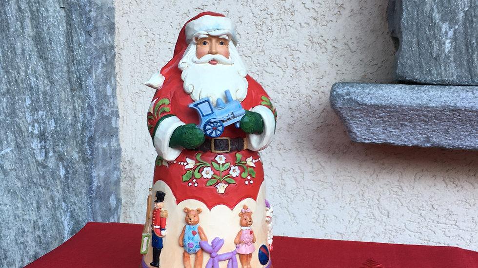 Babbo Natale nel paese dei balocchi