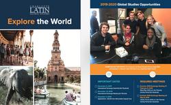 Global Studies Brochure