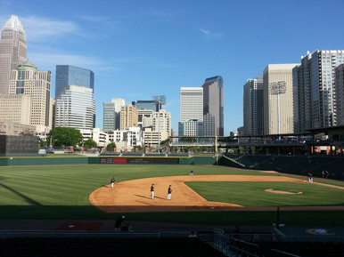 Baseball in the city