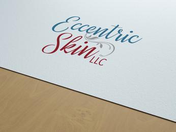Eccentric Skin Logo