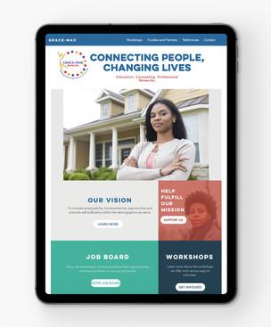 Grace-Mar Services, Inc. Website