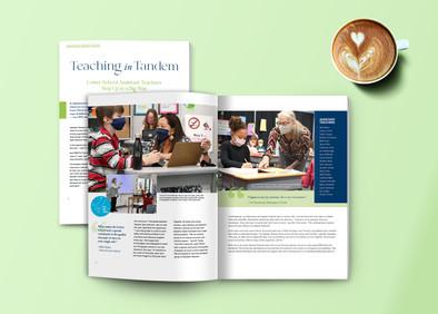 Latin Magazine Redesign