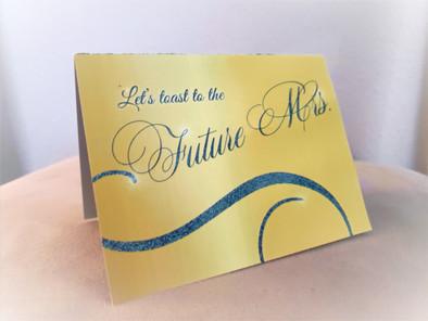 Bridal Shower Invitation Cover