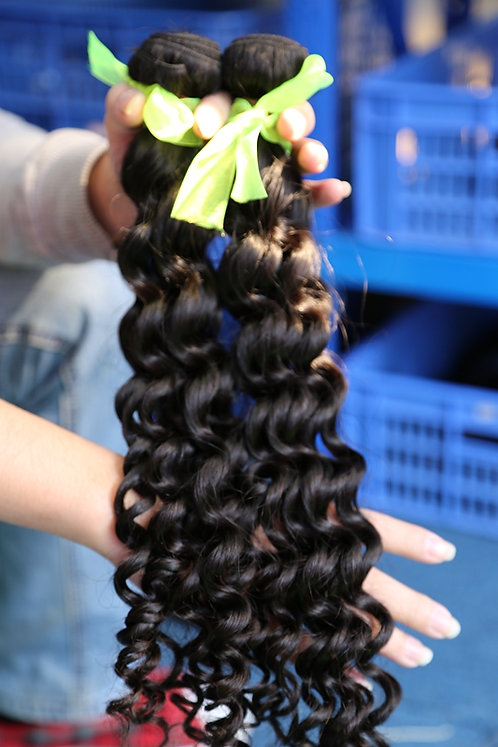 Burmese Curly -Raw Collection