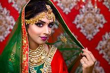 Portrait of Asian/ Indian female model i