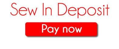 Hair Service Deposit