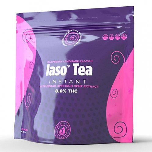 Hemp Extract Rasberry Detox Tea