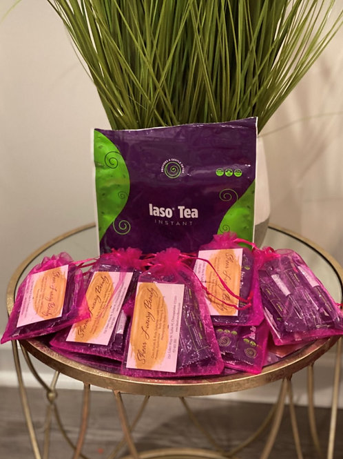 Iaso Hemp Tea Sample Pack