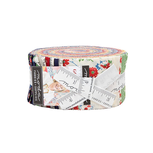 Moda Good Times Jelly Roll by American Jane
