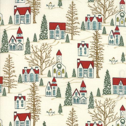 Moda Winter Village by Basic Grey.