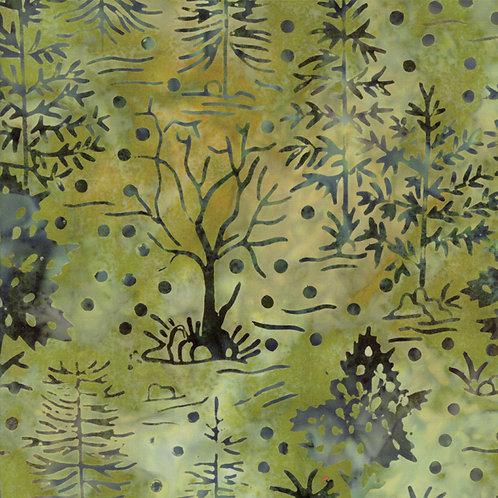 Moda Bear Creek Batik fabric #4344-19