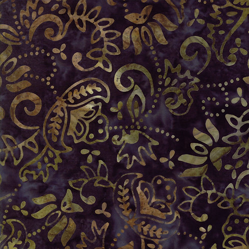 Moda Bear Creek Batik fabric #4344-30