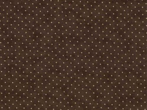 Moda Essential Dots in Brown #8654-45