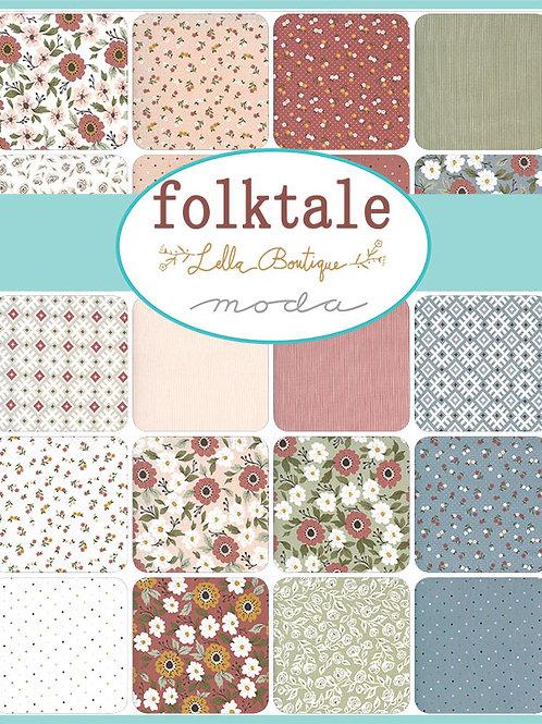 Moda Scrap Bag 'Folktale' by Leilla Boutique