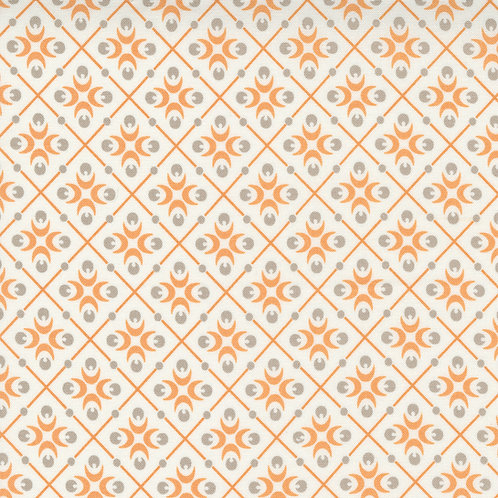 Moda Pumpkins and Blossoms by Fig Tree and Co 20423-21