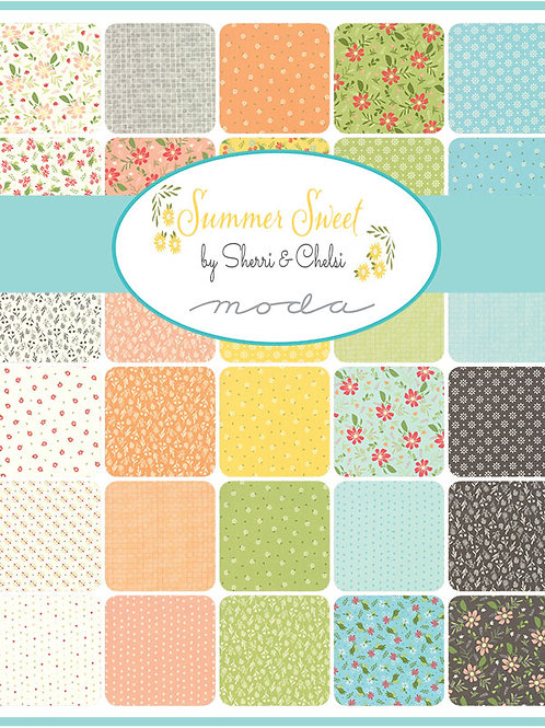 Moda Summer Sweet Jelly Roll by Sherri and Chelsi