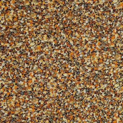 Makower Landscape fabric 'mini pebbles' # 1362-1