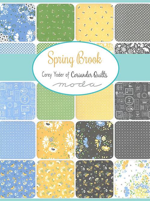 Moda Scrap Bag 'Spring Brook' by Corey Yoder