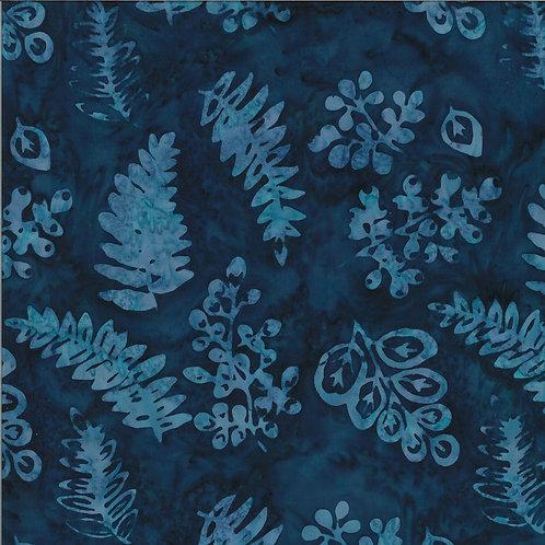 Moda Malibu Batik in Nightfall # 4357-28