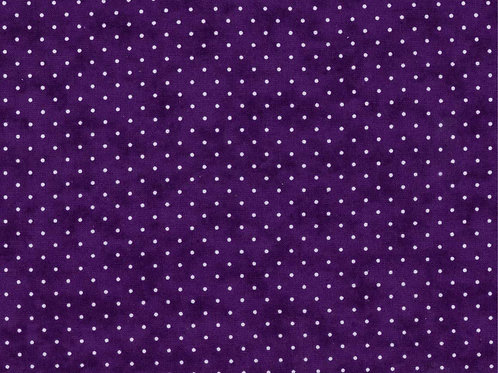 Moda Essential Dots in Purple #8654-40
