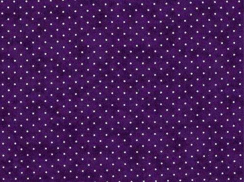 Moda Essential Dots in Purple #8654-40