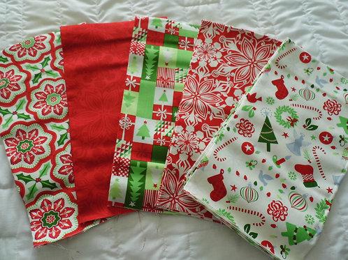 Jingle FQ Bundle by Kate Spain for Moda