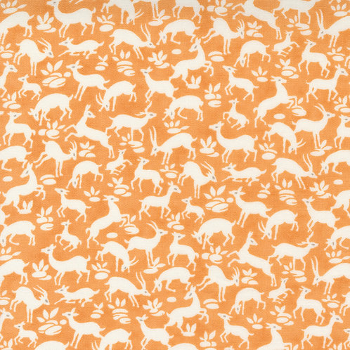 Moda Pumpkins and Blossoms by Fig Tree and Co 20422-12