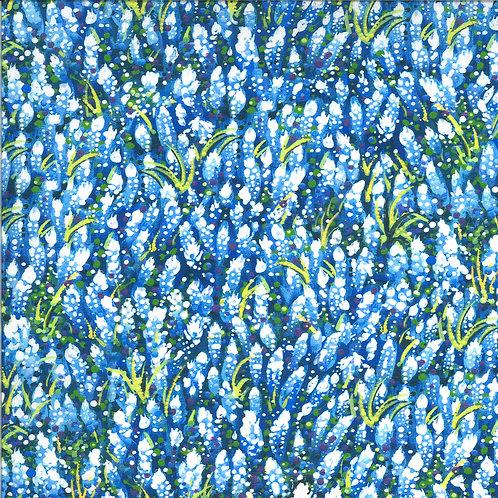 Moda Dreamscapes Digital by Ira Kennedy - Light Blue #51243-12D