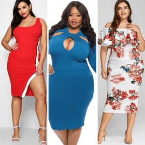 Plus Size formal dresses and Plus Size maxi dresses